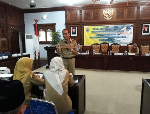 Seluruh Stakeholder Yang Berada Di Jawa Tengah Punya Tanggung Jawab Bersama Untuk Menyatukan Data Dalam Single Data System