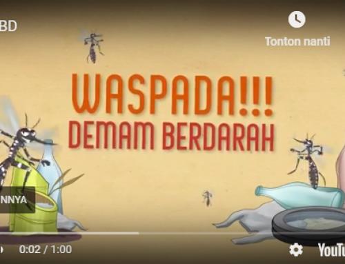 WASPADA DBD DENGAN 3M PLUS PSN