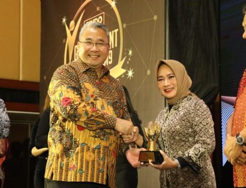 Ganjar Kembali Dinobatkan sebagai Pemimpin Inovatif Indonesia