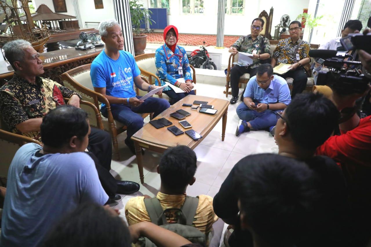 UMK 35 Kabupaten/Kota Ditetapkan, Semarang Tertinggi, Banjarnegara Terendah