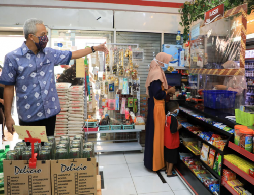 Pemprov Beri Bantuan Bahan Baku Untuk UKM Boga di Jateng