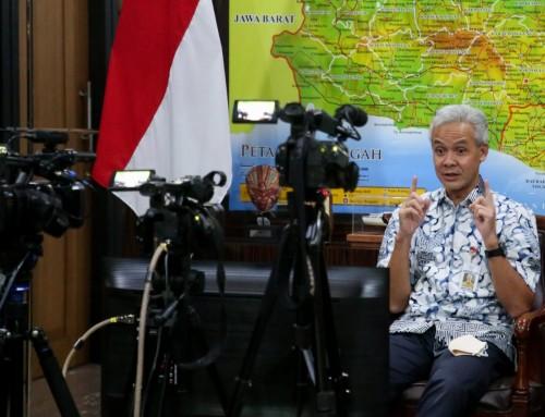 Sekolah Pandemi Indonesia Klaten Diluncurkan, Ganjar : Daripada Menyalahkan Mending Mengedukasi