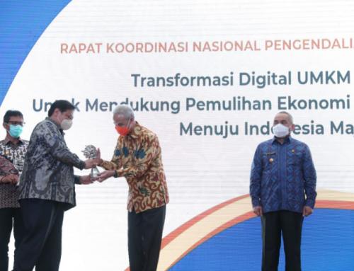Berhasil Atasi Inflasi, Jateng Raih TPID Award