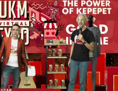 Penjualan UKM Virtual Expo Tembus Rp1,68 M
