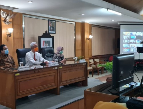 Jelang Pilkada, Ganjar Ingatkan Pengisian Jabatan ASN Tetap Sesuai Aturan