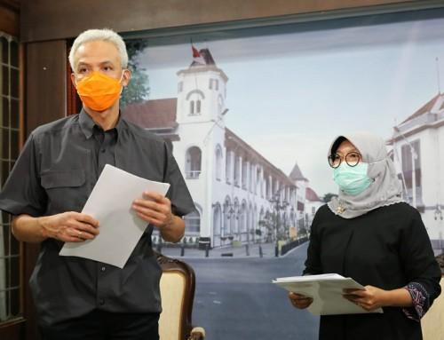 2021, UMP Jateng Naik 3,27 Persen