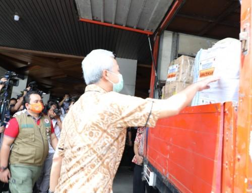 Terinspirasi Pengungsi Merapi, Ganjar Akan Beri Mainan Anak kepada Korban Gempa Sulbar