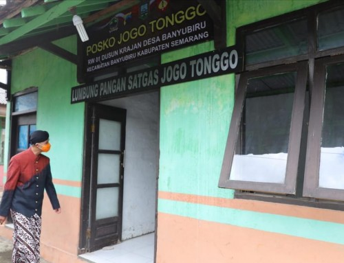 Inovasi Saat Pandemi, Jateng Masuk Nominasi Penghargaan Pembangunan Daerah